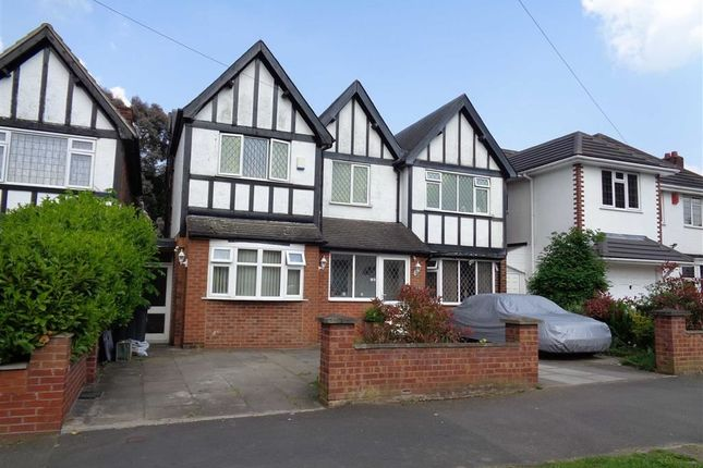 Thumbnail Detached house for sale in Rowlands Road, Yardley, Birmingham