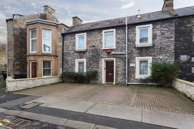 Thumbnail Town house for sale in Sime Place, Galashiels, Borders