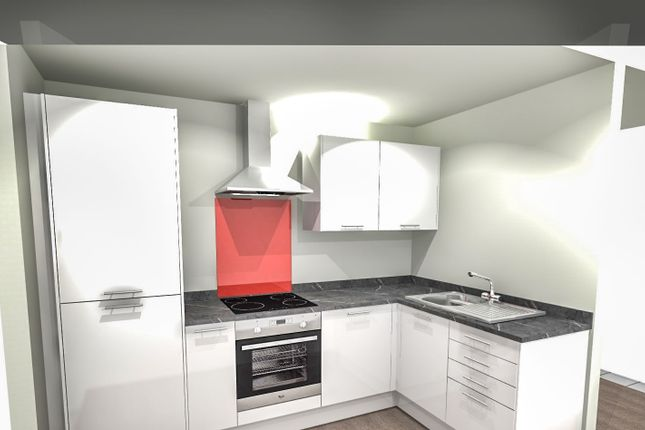 2 bedroom flat for sale in Victoria Street, West Bromwich