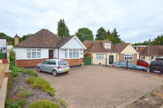 Thumbnail Detached bungalow for sale in Courtlands Drive, Watford