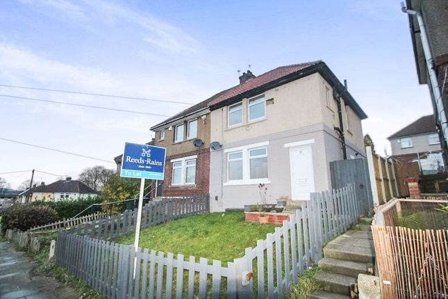 Thumbnail Semi-detached house to rent in Shirley Avenue, Wyke, Bradford