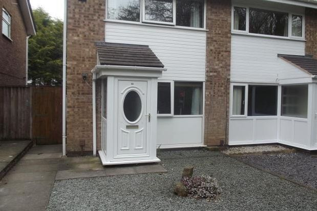 Thumbnail Property to rent in Donnington Close, Redditch
