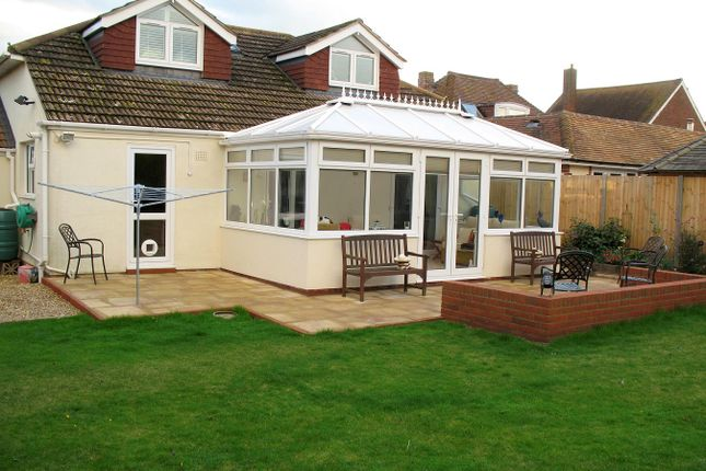 Thumbnail Bungalow for sale in Lower Road, Havant, Hampshire