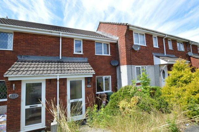 Thumbnail Terraced house to rent in Westbury Close, Whitleigh, Plymouth, Devon