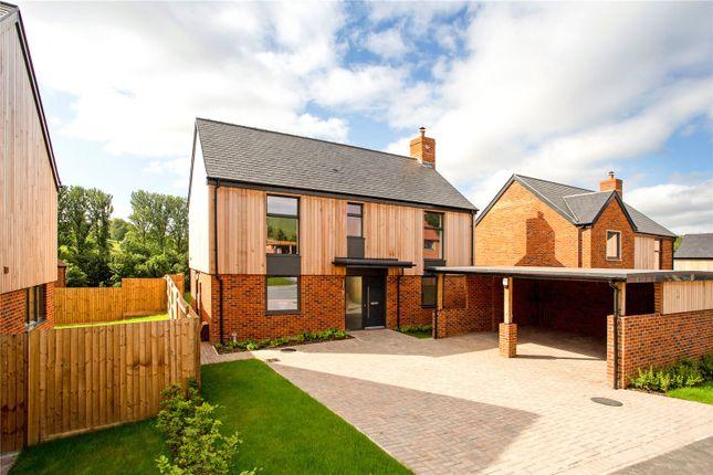 5 bed detached house for sale in Bourne View, Allington, Salisbury, Wiltshire SP4