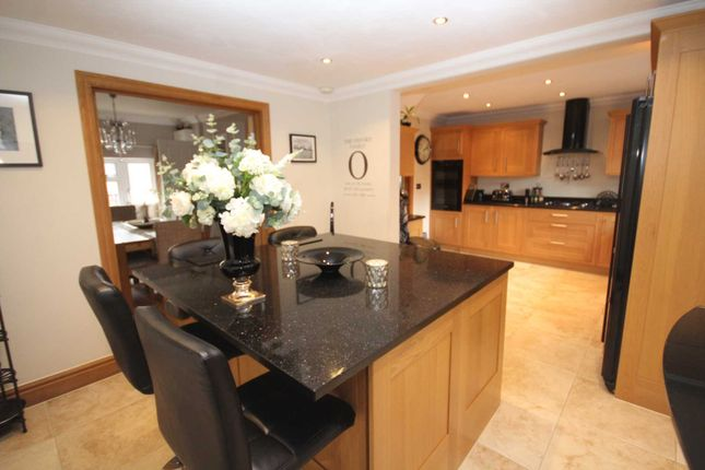 Thumbnail Detached house for sale in Selwood Road, Brentwood