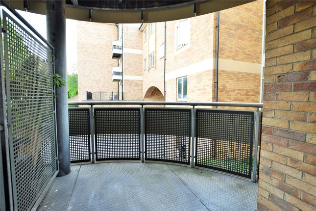 Balcony of Branagh Court, Reading, Berkshire RG30