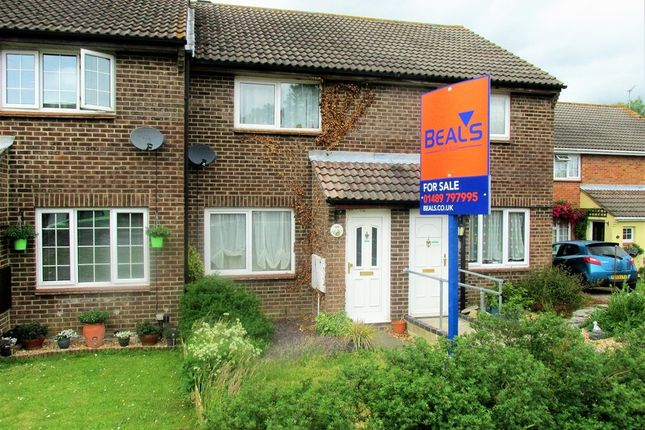 Thumbnail Terraced house for sale in Whitebeam Road, Hedge End, Southampton