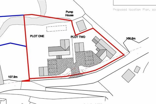 Thumbnail Land for sale in Tregarthen Lane, Pant, Oswestry