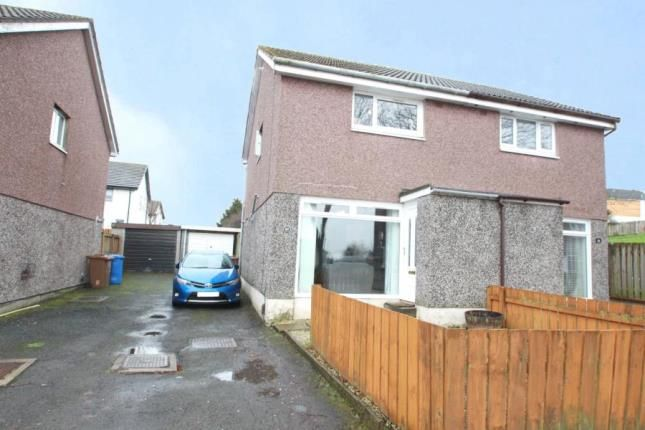 Thumbnail Semi-detached house for sale in Firbank Grove, East Calder, Livingston, West Lothian