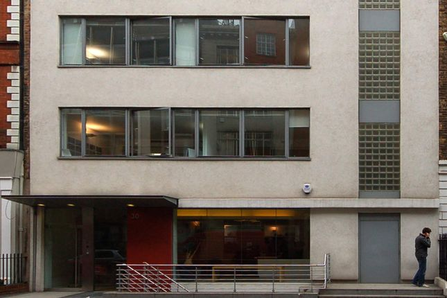 Thumbnail Office for sale in 30-30 Newman Street, London