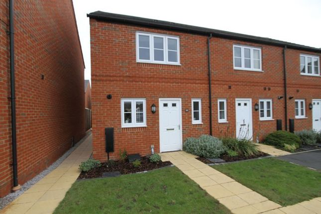 Thumbnail Terraced house to rent in Rangers Close, Huntington, Chester