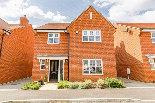Thumbnail Detached house for sale in Twickenham Road, Buckingham