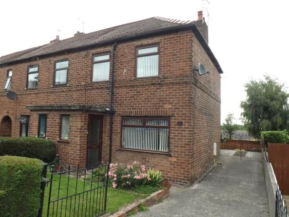 Thumbnail End terrace house for sale in Bala Avenue, Greenfield, Holywell, Flintshire