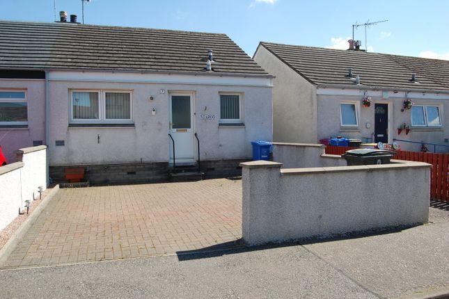 Thumbnail Semi-detached bungalow for sale in Bardon Place, Elgin