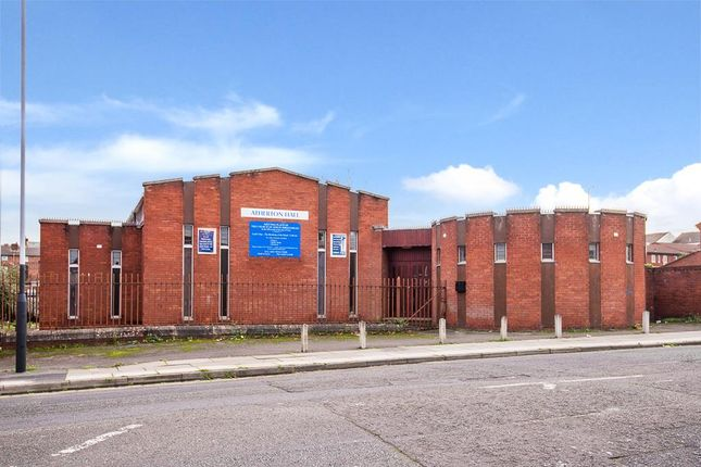 Thumbnail Land for sale in Atherton Hall, Westbourne Road, Birkenhead, Wirral