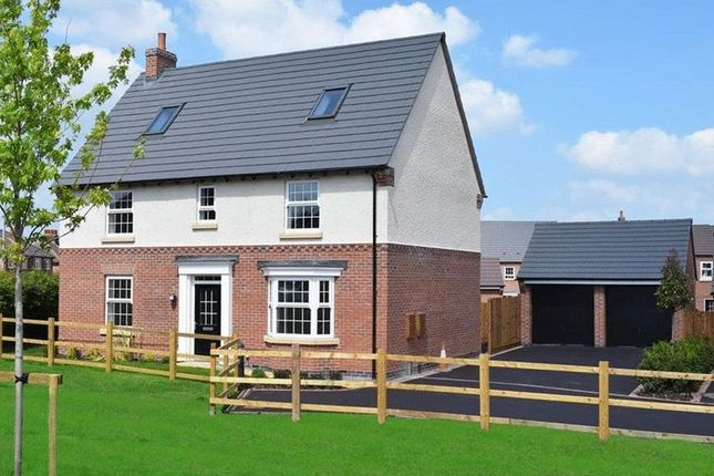 Thumbnail Detached house for sale in Plot 8, Moorecroft, Romans Quarter, Chapel Lane, Bingham