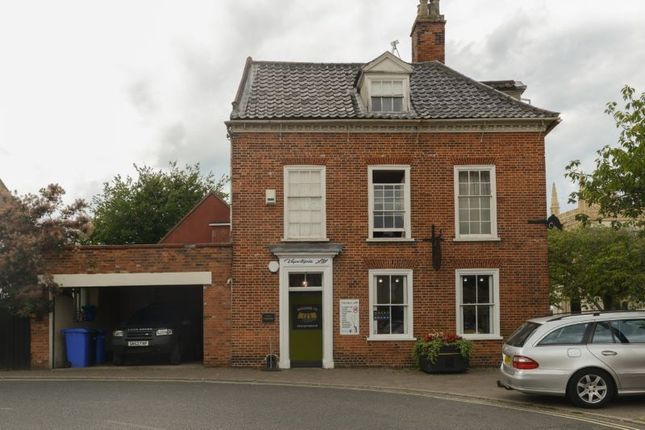 Thumbnail Detached house for sale in New Market, Beccles