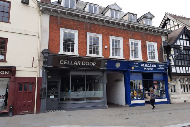 Thumbnail Retail premises to let in Widemarsh Street, Hereford
