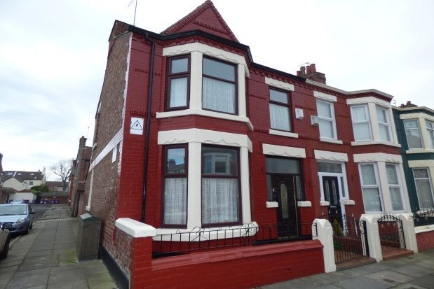 Thumbnail Property to rent in Nelville Road, Walton, Liverpool