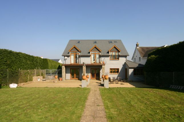Thumbnail Detached house for sale in Llanrhidian, North Gower, Swansea