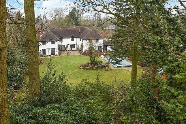Thumbnail Detached house for sale in West Drive, Sonning, Reading