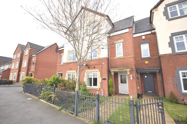 Thumbnail Town house for sale in Chew Moor Lane, Lostock