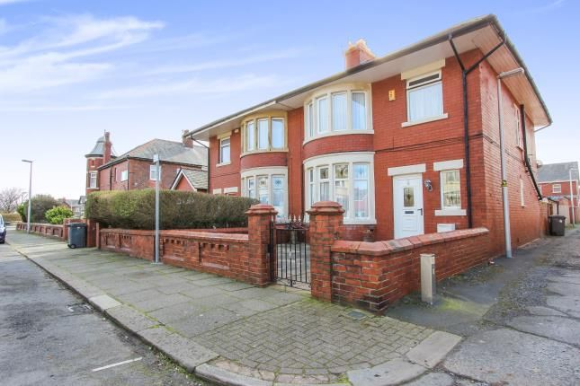 Thumbnail Semi-detached house for sale in Mersey Road, Blackpool, Lancashire, England
