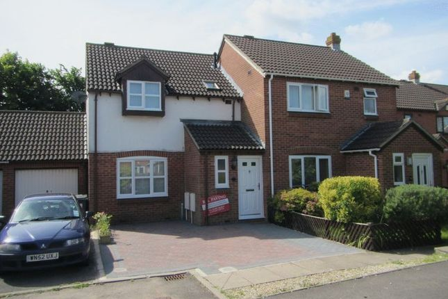 Thumbnail Semi-detached house to rent in Winsbury Way, Bradley Stoke, Bristol