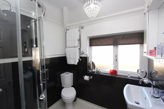 Shower Room of Pantycelyn Place, St. Athan, Barry CF62