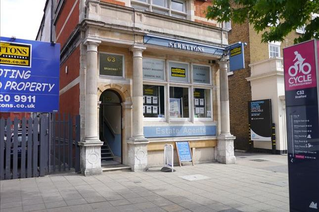 Thumbnail Office to let in Suite 7, 63 Broadway, Stratford, London