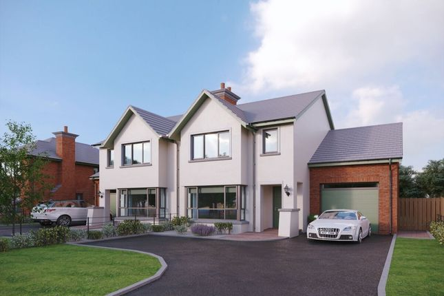 Thumbnail Semi-detached house for sale in Hanover Hill, Gransha Road, Bangor
