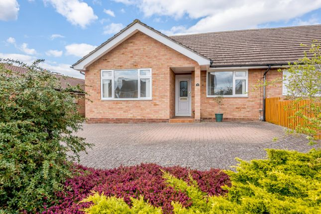2 bed semi-detached bungalow for sale in Chaucer Road, Sudbury CO10