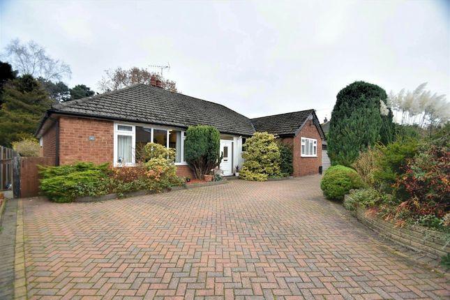 Thumbnail Detached bungalow for sale in Taunton Road, Sale