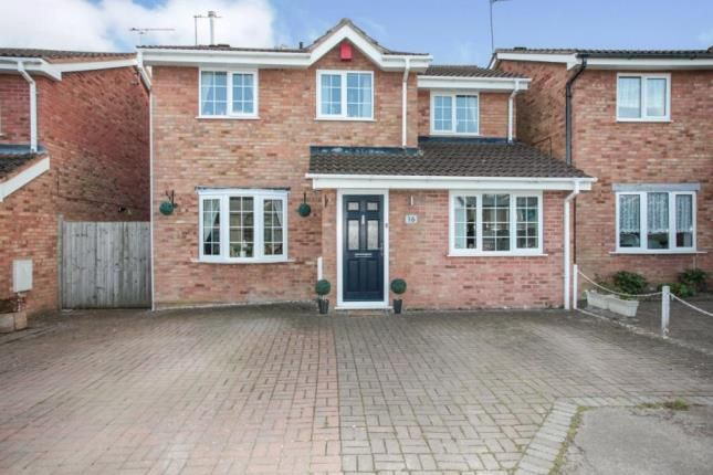 Thumbnail Detached house for sale in Lamprey, Dosthill, Tamworth, Staffordshire