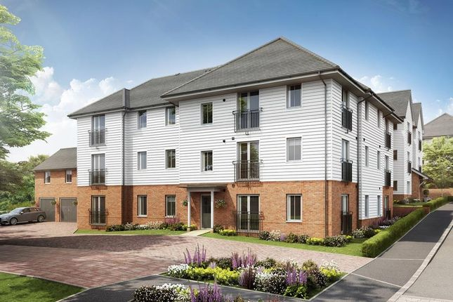 "Thumbnail Flat for sale in ""Coleford"" at Rocky Lane, Haywards Heath"