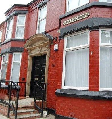 Thumbnail Studio to rent in Duke Street, Birkenhead