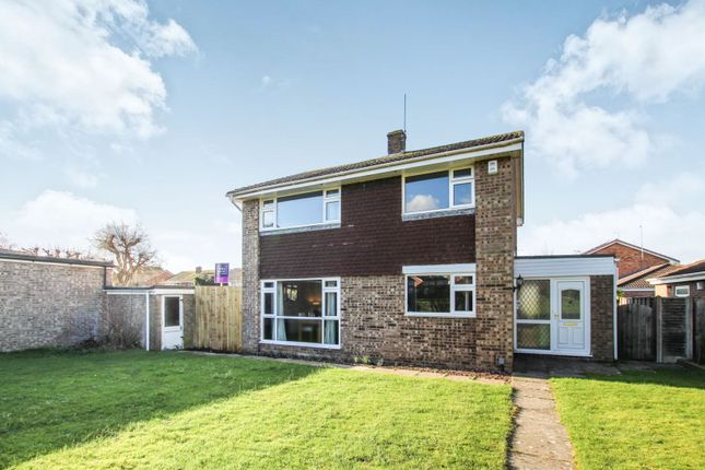 Thumbnail Detached house for sale in Nightingale Gardens, Nailsea