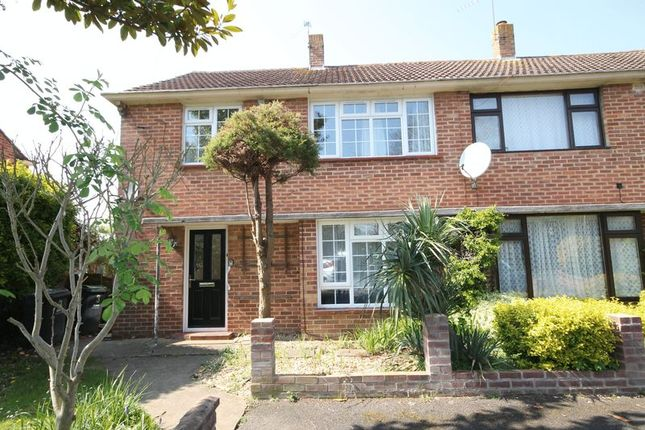Thumbnail Semi-detached house to rent in Racton Road, Emsworth