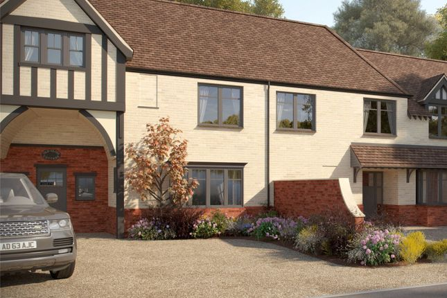 Thumbnail Mews house for sale in Sunning Avenue, Sunningdale, Berkshire