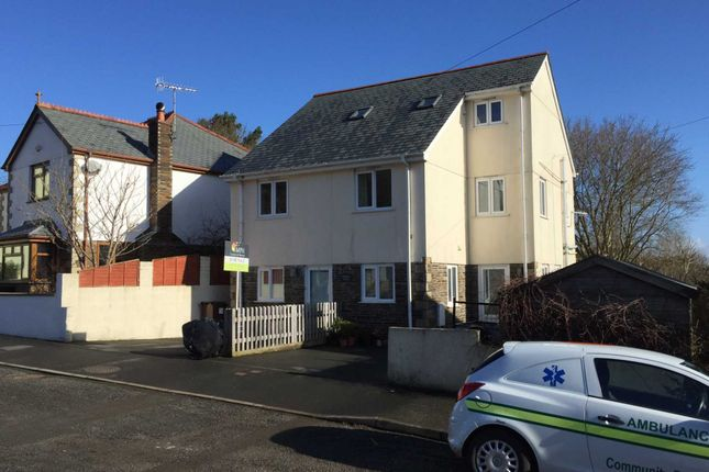 Thumbnail Town house for sale in St. Johns Road, Millbrook, Torpoint