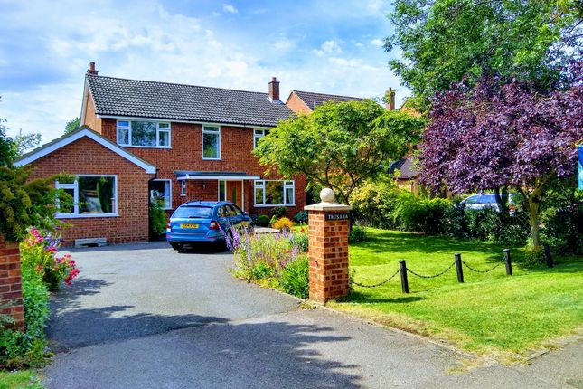 Thumbnail Detached house for sale in Holwell Road, Holwell, Hitchin