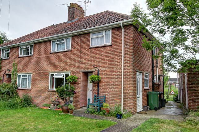 Thumbnail Flat for sale in Briar Road, Redenhall, Harleston