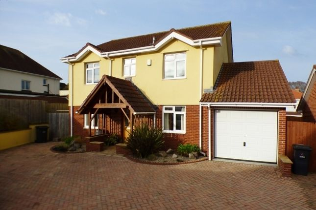 Detached house for sale in Cockington Lane, Preston, Paignton