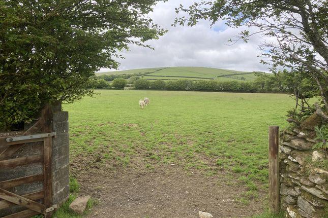 Land for sale in Brayford, Barnstaple