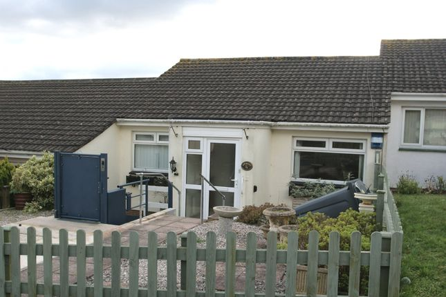 Thumbnail Terraced bungalow for sale in Sutton Close, Torquay