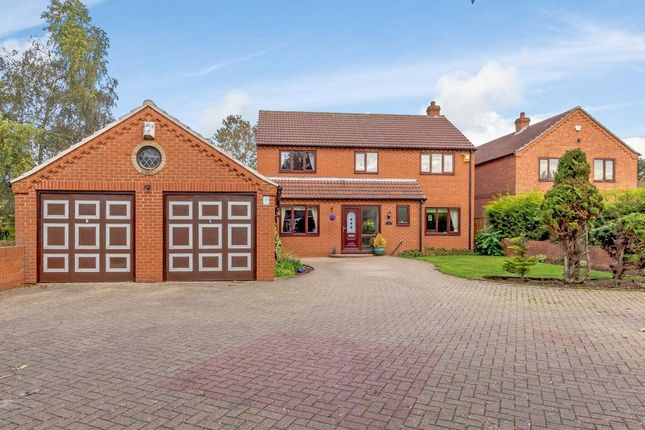 Thumbnail Detached house for sale in Pinfold Lane, Fishlake, Doncaster