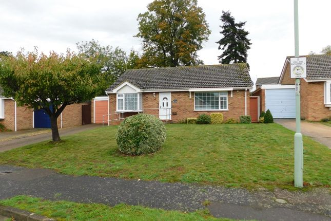 Detached bungalow for sale in West View, Stowmarket