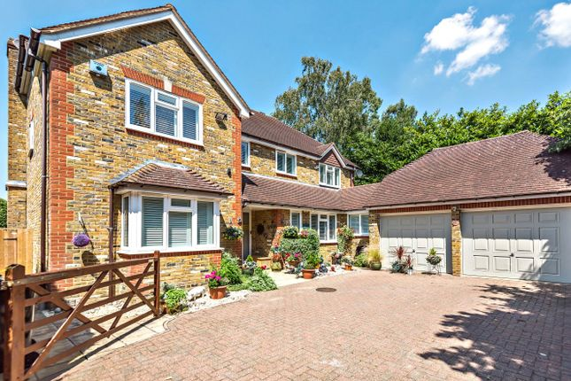 5 bed detached house for sale in Ridgemount End, Chalfont St Peter, Buckinghamshire SL9
