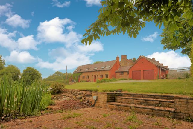 Thumbnail Barn conversion for sale in Cleedownton, Ludlow